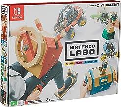 NINTENDO Labo: Toy-Con 03 Vehicle Kit, Nintendo Switch
