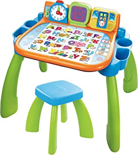 VTech Touch and Learn Activity Desk, Green