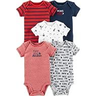 Baby Boys' Multi-pk Bodysuits 126g402