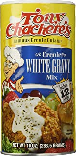 Tony Chachere's Creole White Gravy Mix, 10 Ounces