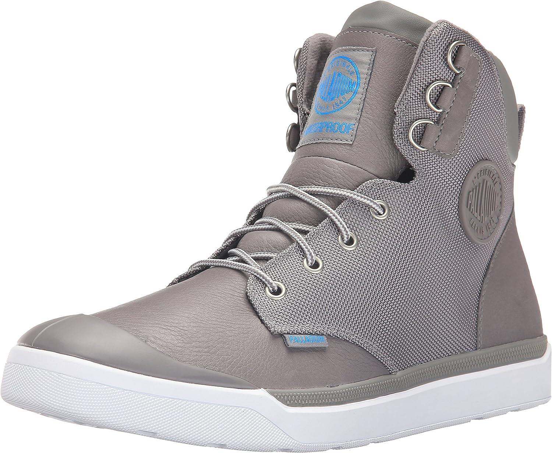 PALLADIUM Men's Pallarue HI Cuff Boot WP Rain Excellence Manufacturer regenerated product