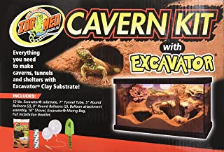 bearded dragon burrowing substrate