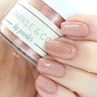 Sparkle & Co. Dip Powder dp.30 Rose Gold