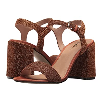 Shellys London Gale (Burnt Orange) High Heels