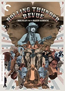 Rolling Thunder Revue: A Bob Dylan Story by Martin Scorsese (Criterion Collection) [DVD]
