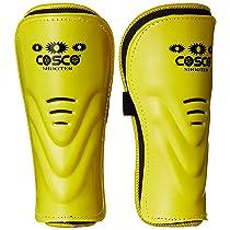 Cosco Predator Shinguard, Senior (Yellow)