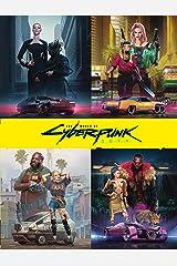 Dark Horse Books The World of Cyberpunk 2077 Multicolor Capa dura