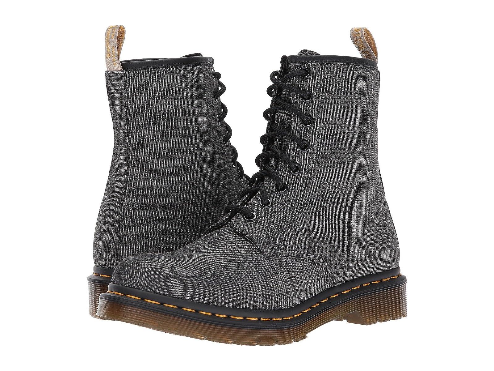 Dr. Martens Vegan Castel 8-Eye BootCheap and distinctive eye-catching shoes