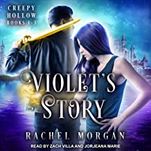 Violet's Story: Creepy Hollow Books 1-3: Creepy Hollow Collection Series, 1