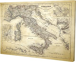 Best sketch map of italy Reviews