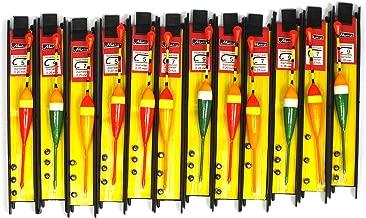 0,35mm Tasche 130cm Rute 2,40m Rolle FX500 Sehne Blinker TMD-Line 22-tlg Angel Set mit Schnur 500m