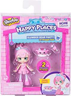 Shopkins Happy Places Season 2 Doll Single Pack Candy Sweets