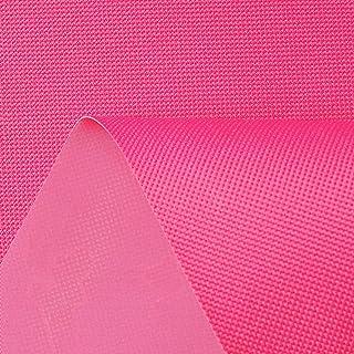 www.aktivstoffe.de 7,49€/m Breaker Wasser dicht - Oxford Polyester Stoff mit Beschichtung - Winddicht, wasserdicht, beschichtet - Segeltuch per Meter, pink