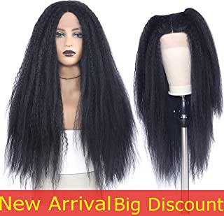 Best kinky straight ombre wig Reviews