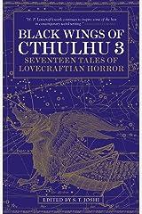 Black Wings of Cthulhu (Volume Three) Kindle Edition