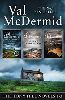Val McDermid 3-Book Thriller Collection: The Mermaids Singing, The Wire in the Blood, The Last Temptation (Tony Hill and C...
