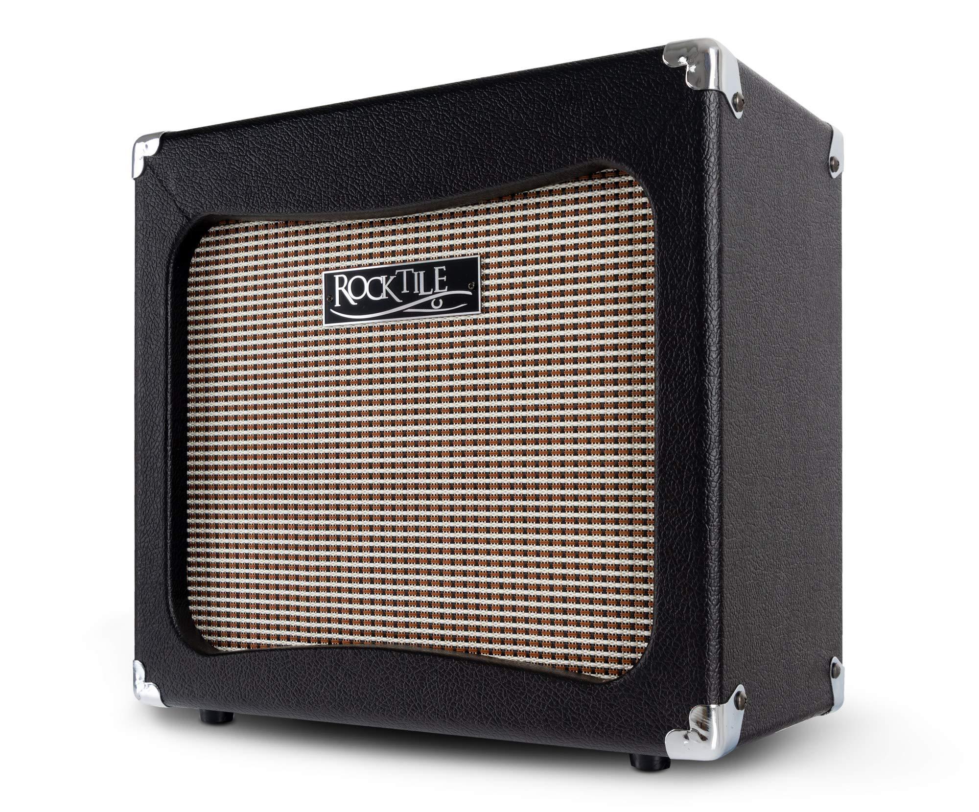 Rocktile GA-15 Carlos Modeling Amplificador de guitarra: Amazon.es: Instrumentos musicales