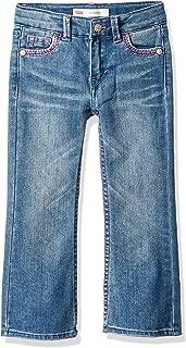 Girls' 715 Thick Stitch Bootcut Jean