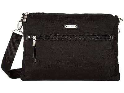 Baggallini New Classic Five Blocks Crossbody Bag