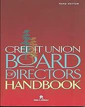 Credit Union Board of Directors Handbook