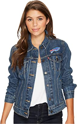 Levi's® Womens Bills Sport Denim Trucker