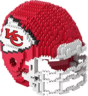 NFL 3D BRXLZ Building Blocks - Helmet