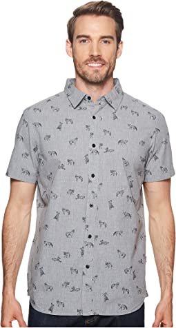 The North Face - Short Sleeve Bay Trail Shirt