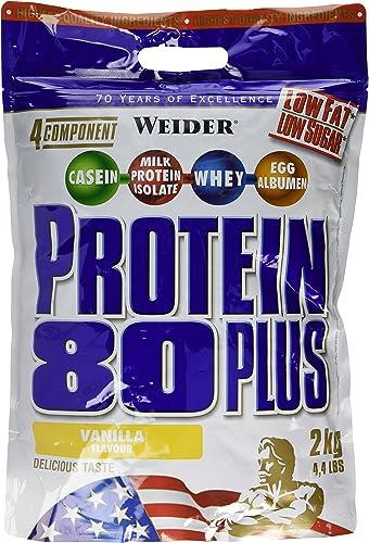 WEIDER Protein 80+ Vanille 2 kg