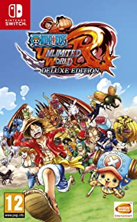 One Piece Unlimited World Red - Deluxe Edition - Nintendo Switch [Importación inglesa]