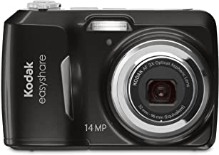 $223 Get Kodak EasyShare C1530 14 MP Digital Camera with 3x Optical Zoom and 3.0-Inch LCD (Black)