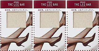 [アツギ] ATSUGI THE LEG BAR(アツギザレッグバー) フィッシュネット柄 ストッキング FP50800 レディース