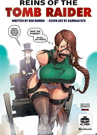 Tomb Raider porno Comic