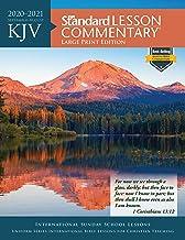 KJV Standard Lesson Commentary® Large Print Edition 2020-2021