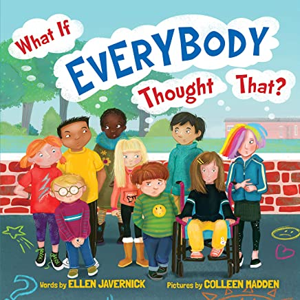 What If Everybody Thought That? (What If Everybody? Book 3) (English Edition)