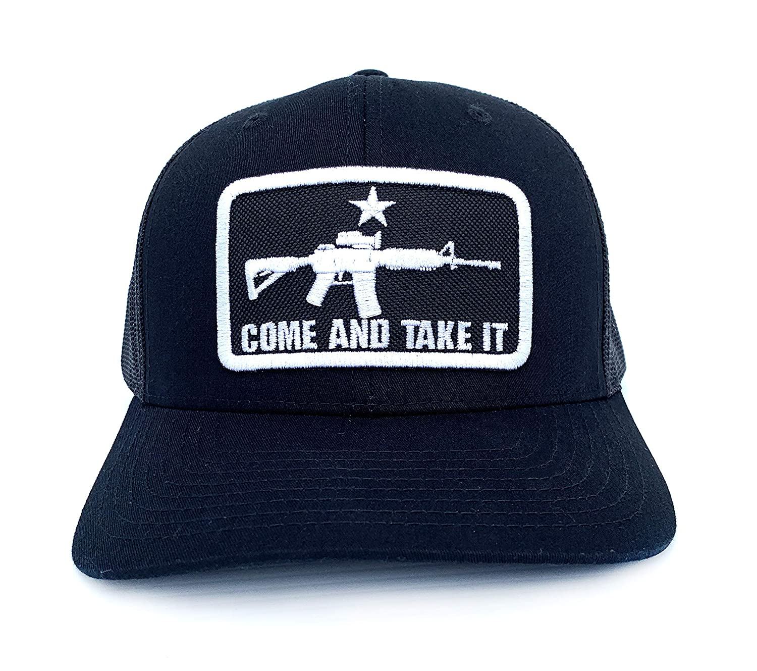 AR-15 Come Discount is also Department store underway and Take Cap Trucker Hat It