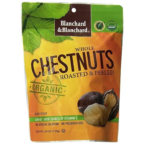 83058ab4f918 Whole Chestnuts Roasted   Peeled (Organic) 5.29 OZ PACK OF 3
