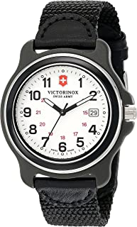 Men's 249087 Original XL Black Stainless Steel Watch