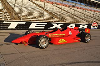 Andretti Ride Along at Texas Motor Speedway