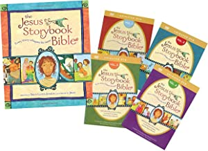 the jesus storybook bible dvd