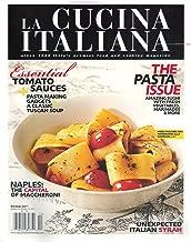 La Cucina Italiana Magazine (The Pasta Issue, October 2011)