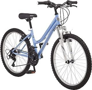 Best roadmaster 24 granite peak girls mountain bike light blue Reviews