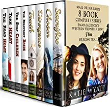 Complete Series Emma Jackson's Western Frontier Love Plus Oregon Trail (Box Set Complete Series Book 13) (English Edition)