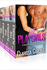 The Playgirls Boxed Set: Books 1, 2 and 3 in The Playgirls Series Kindle Edition