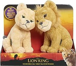 Lion King Touching Heads Plush Simba & Nala - Amazon Exclusive