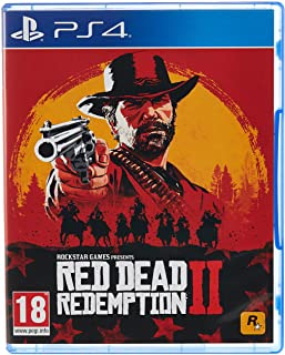 Red Dead Redemption 2 for PlayStation 4 by Rockstar