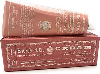 Barr Co. Soap Shop Hand Cream, Honeysuckle