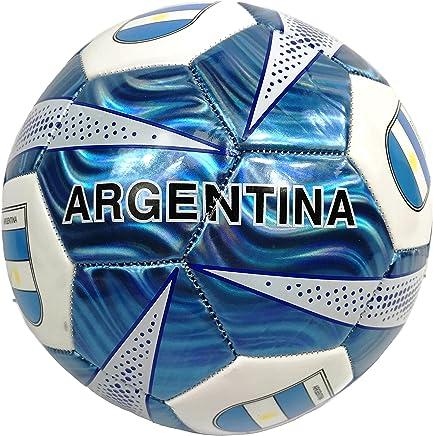 Unknown Balón de fútbol Tamaño 5–EE. UU, Barcelona, el Salvador, España, México, Italia, Brasil, Polska, Guatemala, Madrid, Argentina