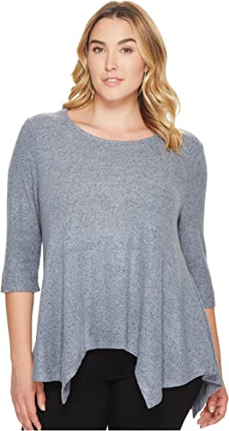 B Collection by Bobeau - Plus Size Langley Top