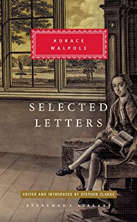 Selected Letters (Everyman's Library Classics Series)