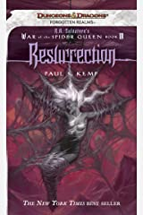 Resurrection (The War of the Spider Queen series Book 6) Kindle Edition